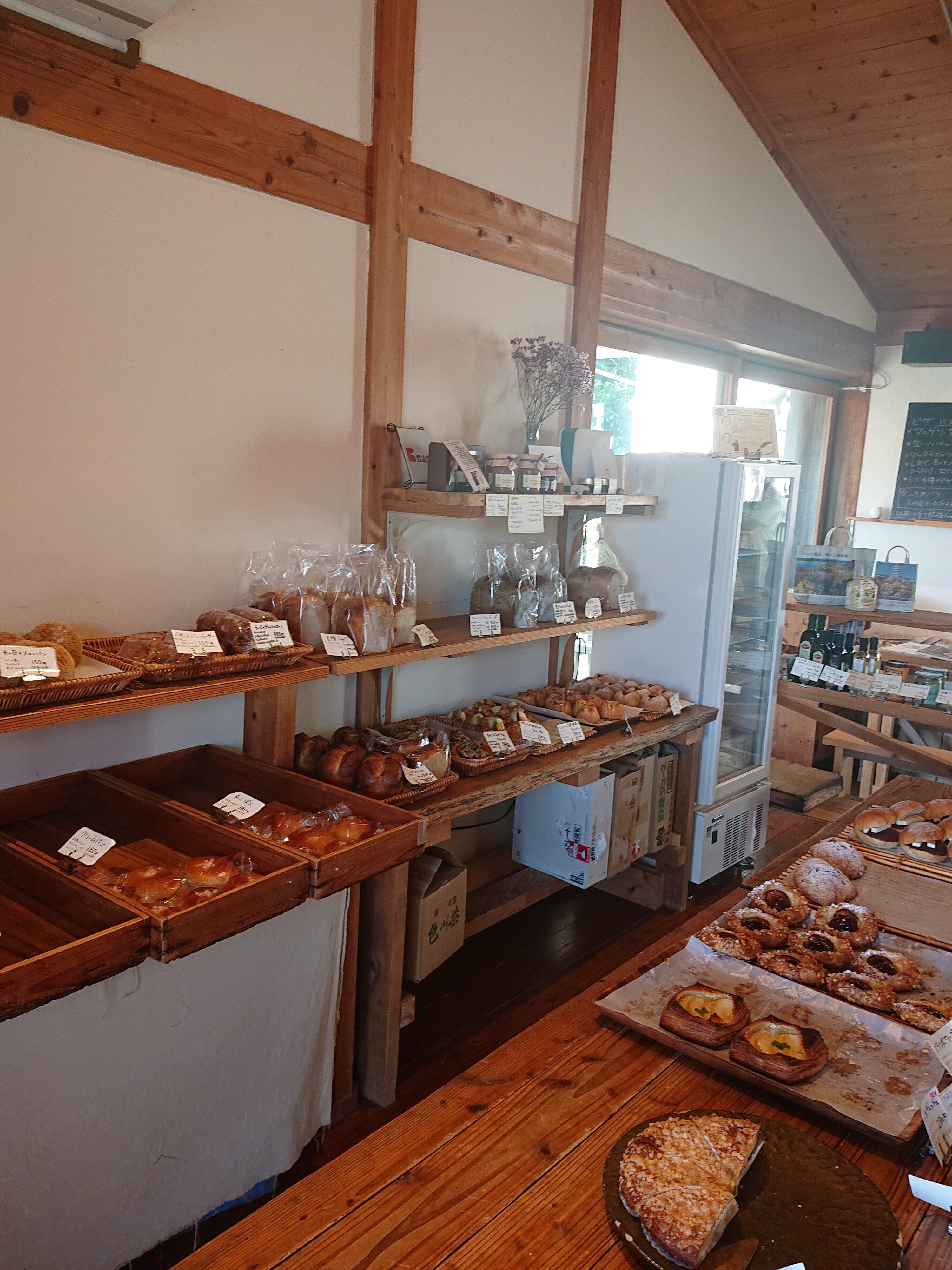 写真:近畿最南端のパン屋(2枚目)