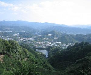 写真:有田市の熊野古道・糸我峠(2枚目)