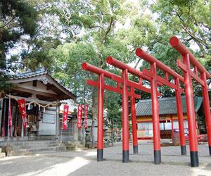 写真:日本で一番古い稲荷神社 糸我稲荷神社 (2枚目)