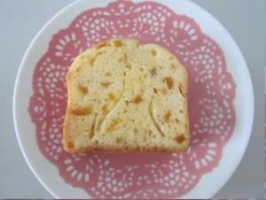 写真:ゆずパウンドケーキ(3枚目)