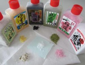 写真:熊野のお塩(6種類セット)