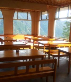 写真:熊野もうで餅 抹茶付(2枚目)
