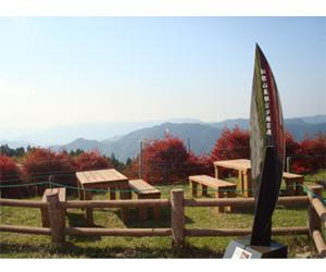 写真:花園村生産物直売所から見える風景 (3枚目)