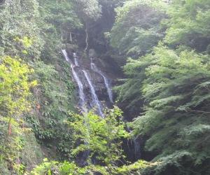 写真:不動の滝(2枚目)