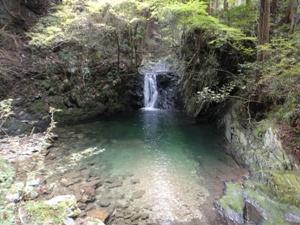 写真:深山渓谷