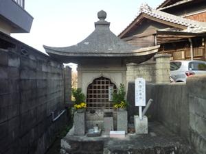 写真:東野のお大師さんの井戸