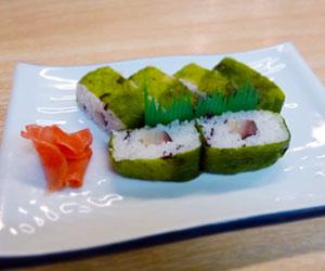 写真:ヒロメ(ひとはめ)寿司