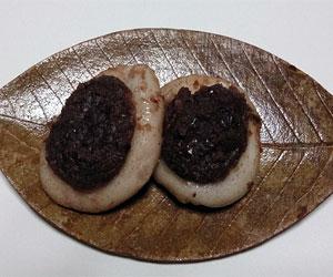 写真:おけし餅
