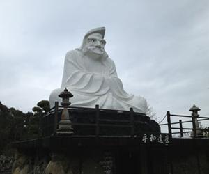 写真:興禅寺の大だるま