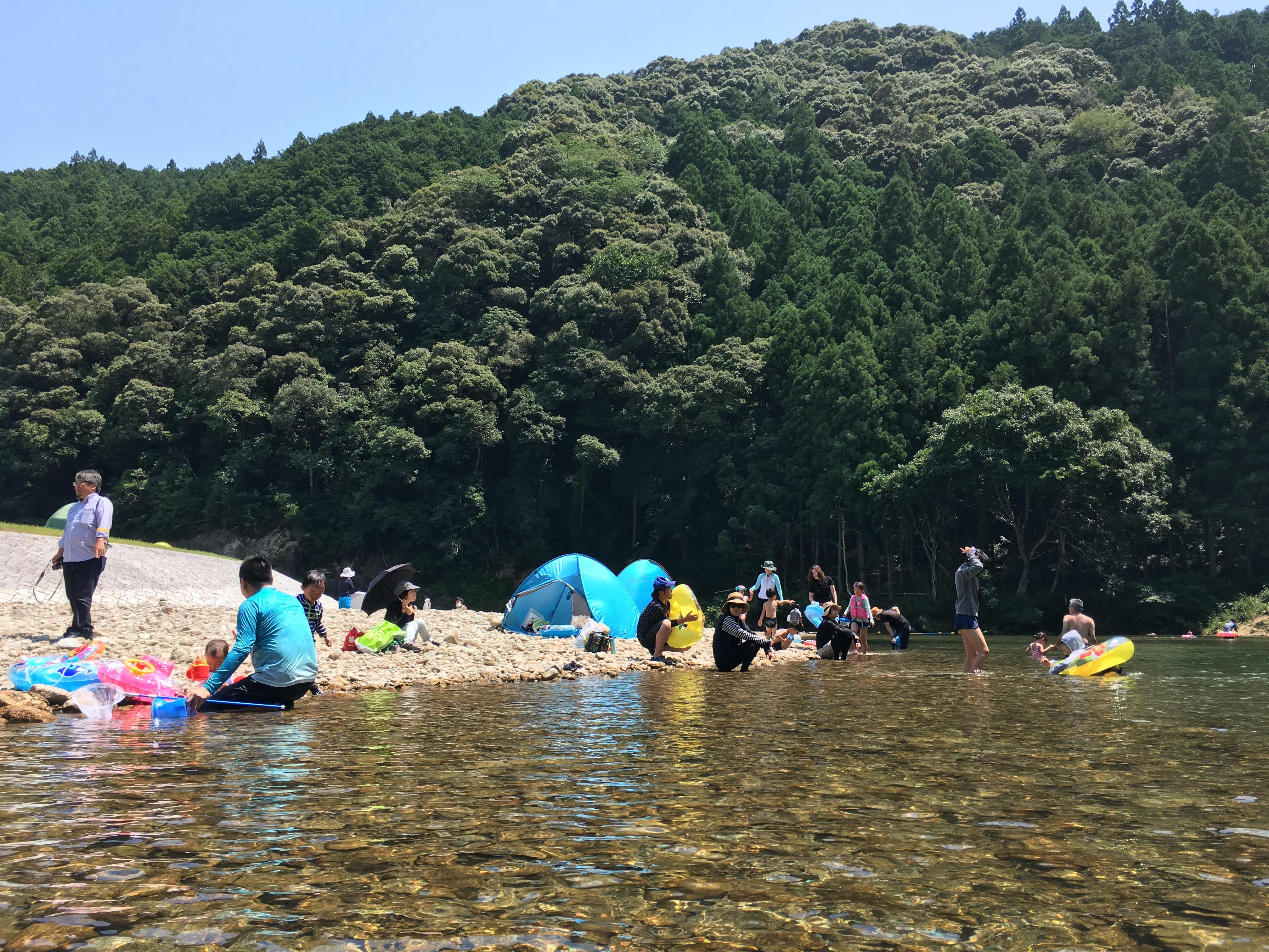 写真:高田第1自然プール(1枚目)