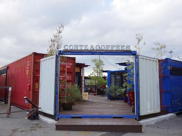 写真:CONTE&COFFEEs(コンテアンドコーヒーズ)(2枚目)
