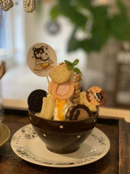写真:Happy*egg cafe(ハッピーエッグカフェ)