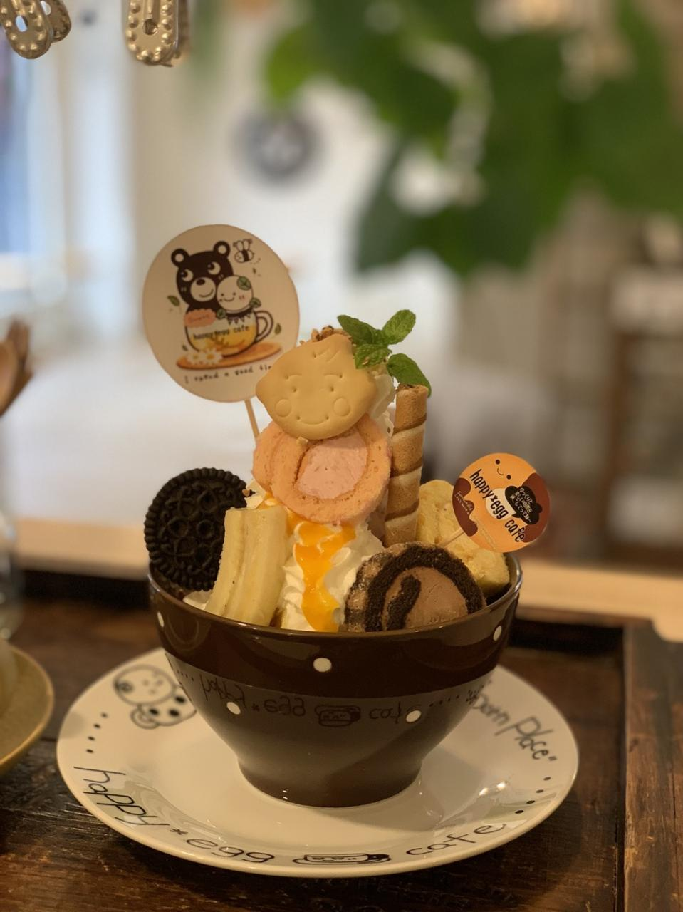 Happy*egg cafe(ハッピーエッグカフェ)