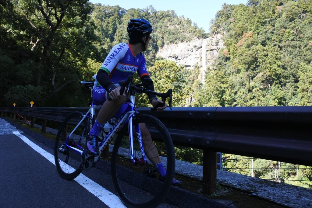 写真:那智山~妙法山のサイクリングコース(2枚目)