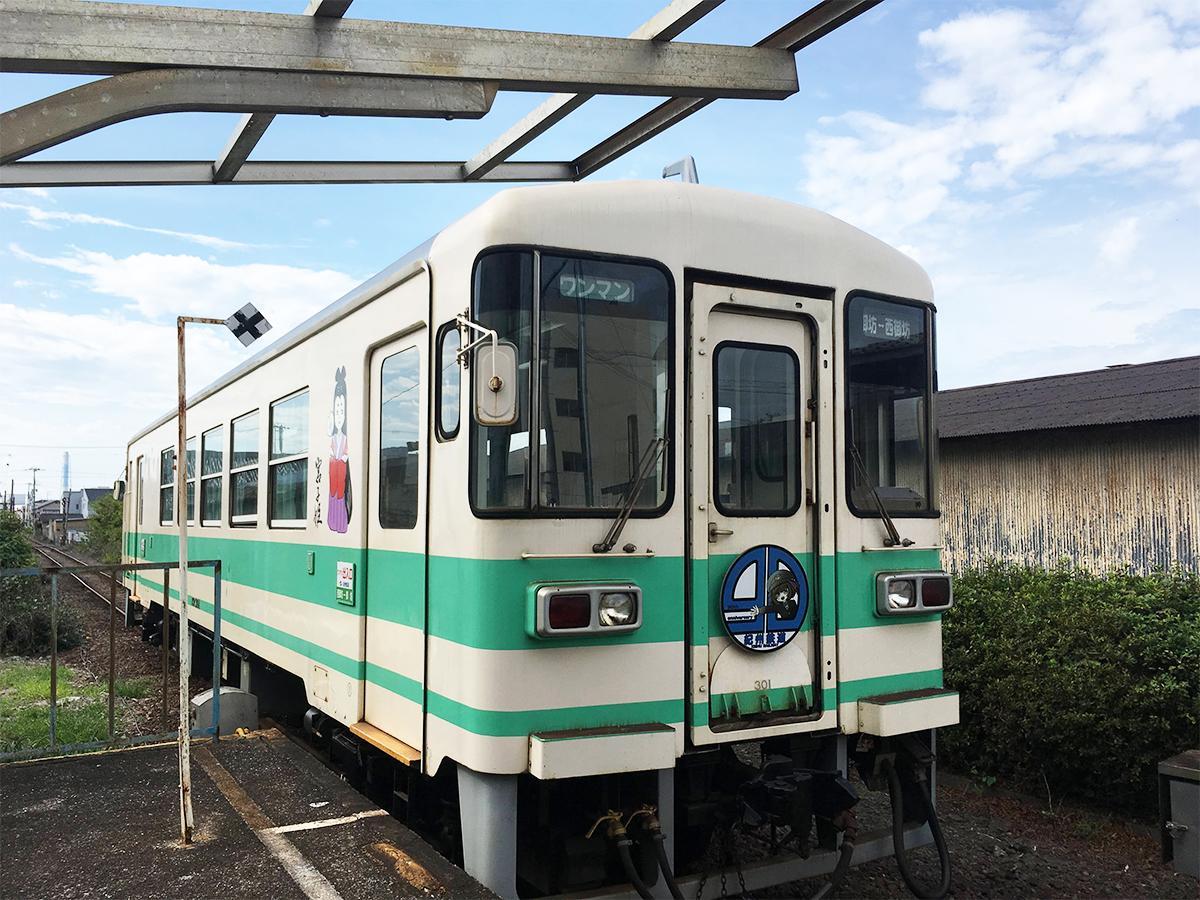 写真:日本一短いローカル私鉄「紀州鉄道」(1枚目)