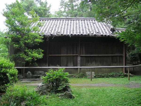 写真:全国の「鈴木」さん発祥の地・鈴木屋敷