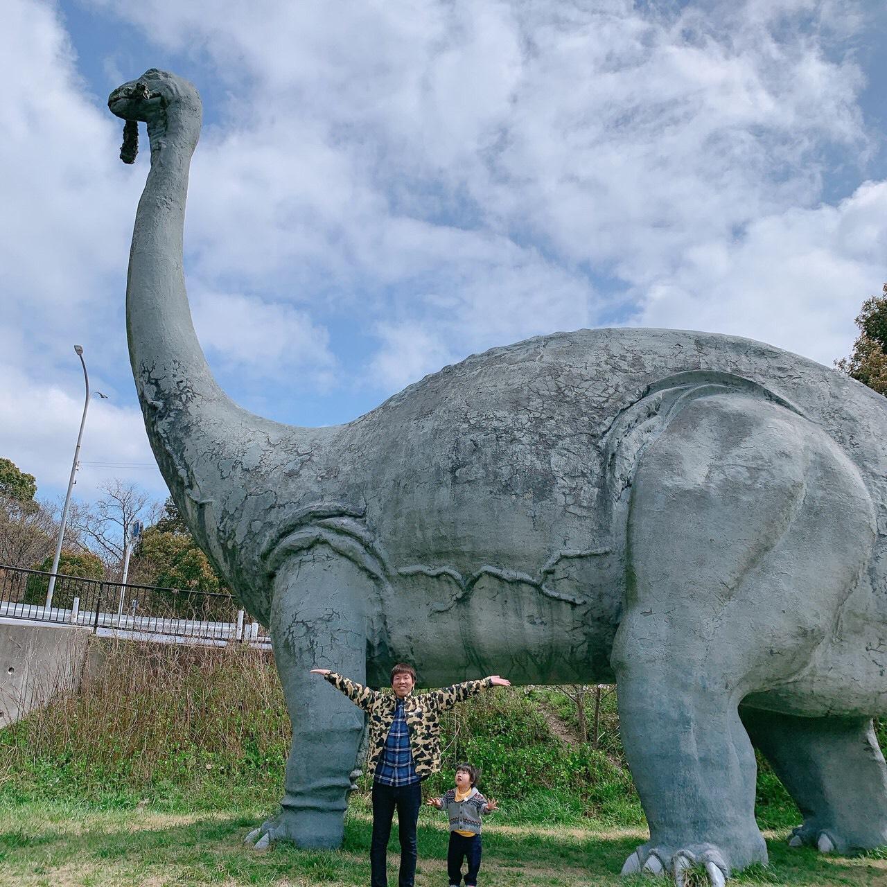 写真:ジュラ紀にタイムスリップ!加太の恐竜公園(1枚目)