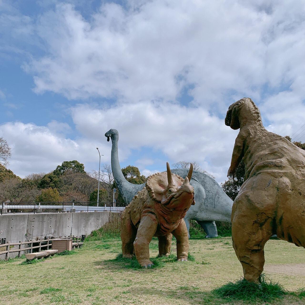 写真:ジュラ紀にタイムスリップ!加太の恐竜公園(2枚目)