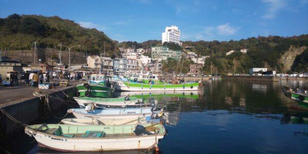 写真:雑賀崎漁港