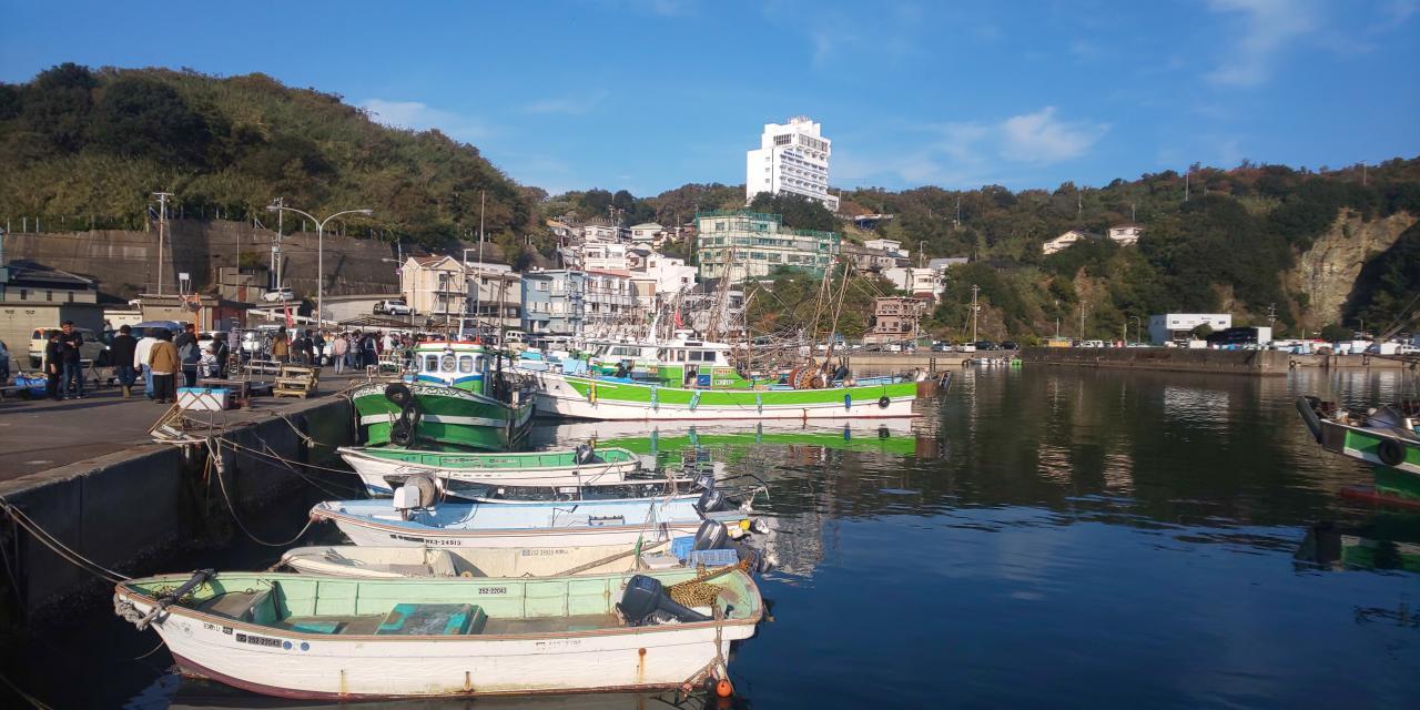 写真:雑賀崎漁港(1枚目)
