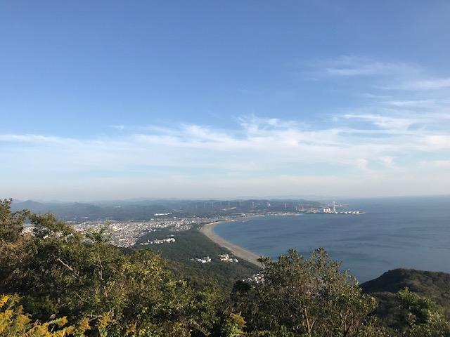 写真:煙樹ヶ浜を一望(1枚目)