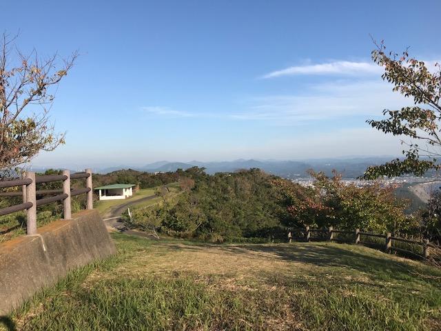 写真:煙樹ヶ浜を一望(2枚目)