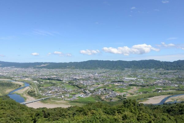 写真:最初ヶ峰(百合山)