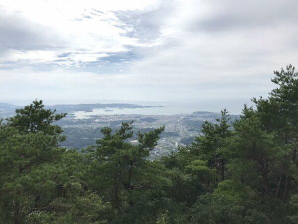 写真:高尾山