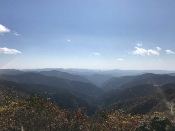 写真:龍神岳
