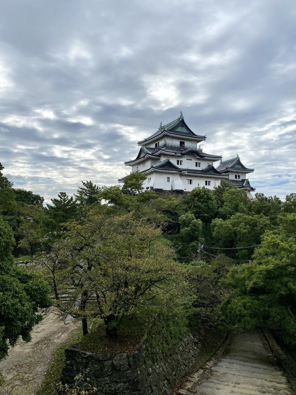 写真:虎伏山(とらふすやま)/和歌山城(2枚目)