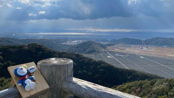 写真:四国山 展望台