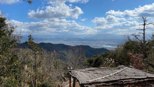 写真:札立山